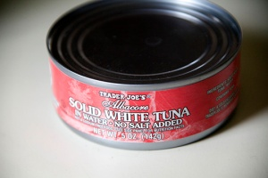 No-Salt-Added-Tuna